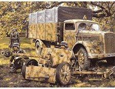 Heller Joustra Opel Blitz & Pak 40 (79994)