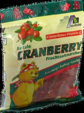 avitale Cranberry Fruchtsaftbaerchen 100 g