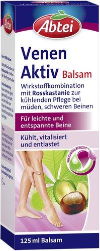 Abtei Venen Aktiv Balsam 125 ml (PZN: 01246499)