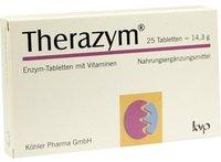 Köhler Therazym Tabletten 25 Stk.