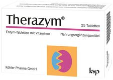 Köhler Therazym Tabletten 25 Stk.