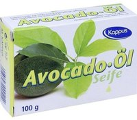 Kappus Avocadoölseife (100 g)