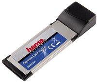 Hama 1-Port ExpressCard 34 eSATA II (00053301)
