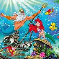 Clementoni Die Meerjungfrau (6 Teile)