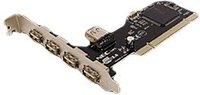 LogiLink 5-Port PCI USB 2.0 (PC0041)