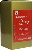 B & K Nutripharm Q 10 30 Mg Kapseln (120 Stk.)