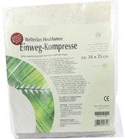 Weltecke Heublumen Einweg Kompresse 25 x 25 (1 Stk.)