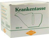 Büttner-Frank Krankentasse Porzellan Rund Henkel Rechts (200 g)