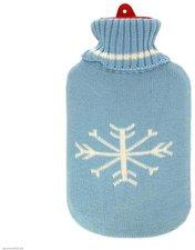 CareLine Wärmflasche Gummi 2L M.Rollkr.-Pullover-Bez. (PZN: 4433167)