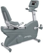 Life Fitness Lifecycle Liege-Ergometer