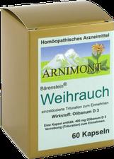 Arnimont Weihrauch Kapseln 60 Stk.