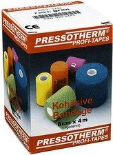ABC GmbH Pressotherm Kohaesive Bandage 8 cm x 4 m Gruen (1 Stk.)