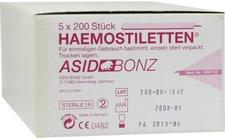Asid Bonz Haemostiletten (5 x 200  Stk.)