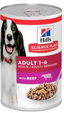 Hills Canine Adult Rind (370g)