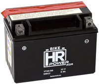 Motorradbatterie 12 V 8 Ah YTX9-BS