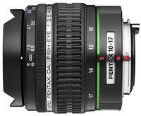 Pentax SMC-DA 3,5-4,5 / 10-17mm ED