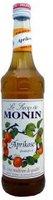 Monin Sirup Aprikose 0,7 Liter
