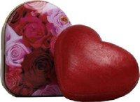 Kappus Rosenmotivdose Herzform (20 g)