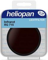 Heliopan 5715 Infrarotfilter RG 715 52mm