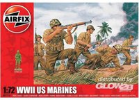 Airfix WWII US Marines Series 1 (01716)