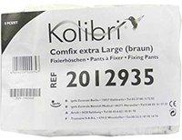 Igefa Kolibri Comfix Extra Fixierhosen L Braun (100 Stk.)