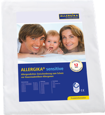 Allergika Sensitive Matratzenbezug (90 x 190 x 16 cm)