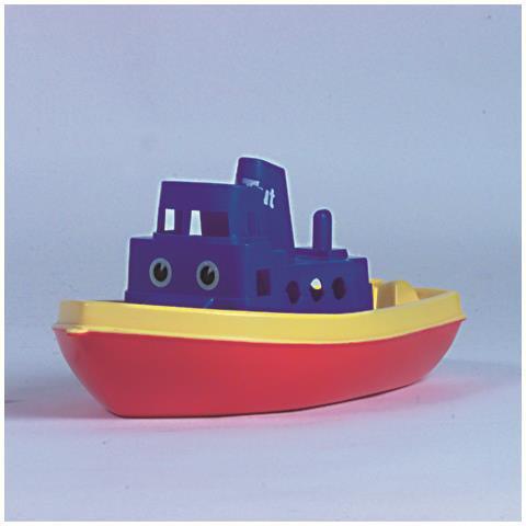 Androni Giocattoli Dampfer mit Pfeife