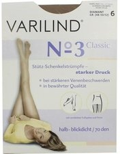 Varilind No. 3 Classic Strümpfe 6 diamant (2 Stk.)