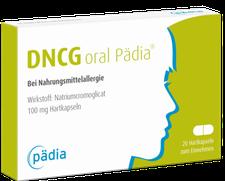 Pädia Arzneimittel Dncg Oral Hartkapseln (20 Stk.)