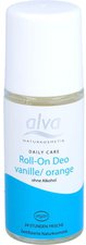 Alva Daily Care Vanille / Orange Deodorant Roll-on