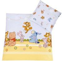 Zöllner Disney Bettwäsche Baby Pooh and Friends (80 x 80 cm)