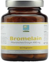 Life Light Bromelain 500 mg Kapseln (60 Stk.)