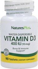 Nature's Plus Vitamin D 400 IU Tabletten (90 Stk.)