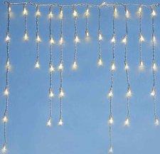 Hellum 565133 LED-Fenster-Eislichtvorhang