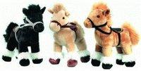 Ebo Pferd stehend 30 cm