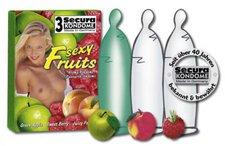 Secura Sexy Fruits Kondome (3 Stk.)