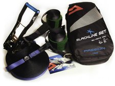 Mountain Equipment Slackline Set Passion 18 m