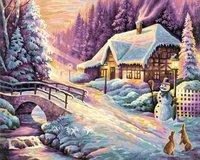 Schipper Malen nach Zahlen - Der Winter [25900]