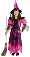 Rubies Midnight Witch pink