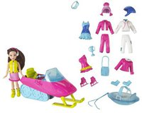 Polly Pocket Wintersport Spielset