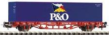Piko Containerwagen Lgs579 P&O DB Cargo (57706)