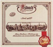 Asbach Pralinen Geschenkschachtel Holz (400 g)