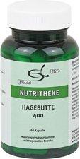 11 A Nutritheke Hagebutte 400 Kapseln (60 Stk.)