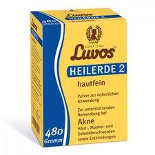 Luvos Heilerde 2 Hautfein (480 g)