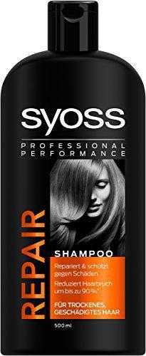 Schwarzkopf Syoss Repair Therapy Shampoo (500 ml)