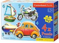 Castorland Fahrzeuge
