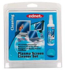 Ednet Plasma Screen Cleaner Set
