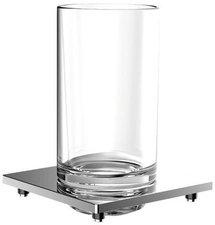 Emco liaison Glashalter für Reling chrom