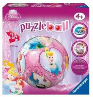 Ravensburger Disney Princess - Puzzleball Prinzessinnen (24 Teile)