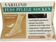 Paracelsia Varilind Fusspflege Socke 3 schwarz (2 Stk.)
